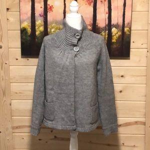Calvin Klein Button Sweater